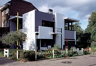 Utrecht, Rietveld-Schröder Haus