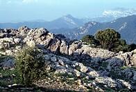 Sierra de Cazorla, Landschaft
