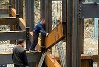 iron´s construction