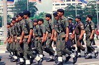 Armed Forces at National Day Parade, Malaysia