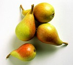 Four Forelle Pears