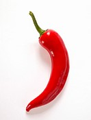 A red chili pepper