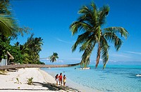 Bora Bora. Leeward Islands, French Polynesia