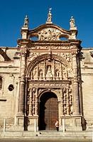 Main church in Puerto de Santa María. Cádiz province, Andalusia. Spain