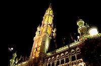 Town HallGrand PlaceBrusselsBelgium