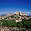 Castillo de Velez BlancoVelez BlancoSpain