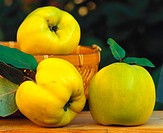 Three quinces