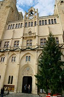 Archbishop´s Palace in City Hall Square, Narbonne. Aude, Languedoc-Roussillon. France