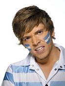 Argentinian football fan