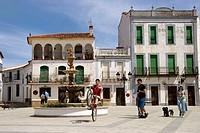 Jabugo. Huelva province, Andalusia. Spain