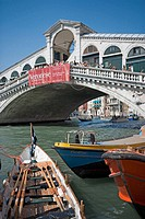 Rialto Bridge. Venice, Italy