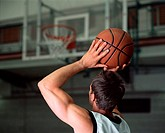 Male basketball player (thumbnail)