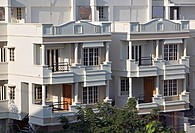 Apartments,  Hitec City, Hyderabad, Andhra Pradesh, India