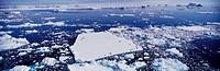 Pack Ice Ross Sea Antarctica