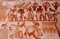 Tal der Könige, El Kurna/ Grab des Rekhmire