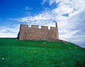 Hume Castle Near Greenlaw Scotland