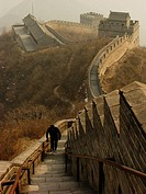 The Great Wall. Beijing. China