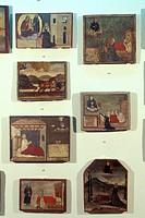 st. nicola museum, tolentino, italy