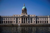 Custom House in Ireland