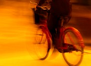 Bicycle Blur