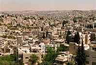 Jordan, Amman, cityscape