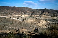 Landscape Near Tabernas