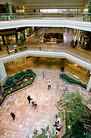 Copley Place mall, Boston, Massachusetts. USA
