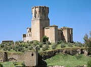 Castle of Belalcázar. Córdoba province. Andalucia. Spain.