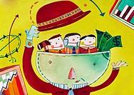 Illustration - Business Day