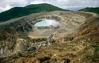 Volcano. Costa Rica