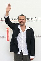 62nd Venice Film 'Festival (08/09/05): Film 'Arido Movie' - director Lirio Ferreira