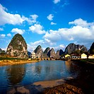 River Li, Guilin, China