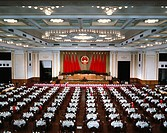 State Banquet Hall, Beijing, China