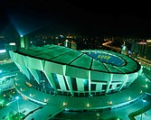 Shanghai Sports Centre, Shanghai, China