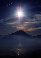 Mt. Fuji, Yamanashi-ken, Japan