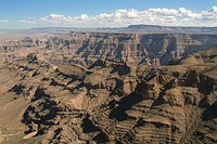 West side of Grand Canyon National Park (added to the Unesco´s World Heritage List in 1979), Arizona, USA
