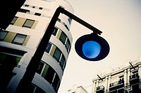 Street Light, Maria Cristina Street, Valencia