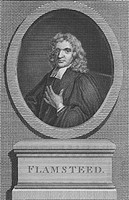 John Flamsteed (1646 - 1719), English astronomer. Flamsteed was the first British Astronomer Royal, laid the foundation for the Royal Greenwich Observ...