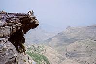 Boukour area, Yemen, Arabia.