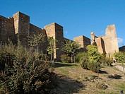 Alcazaba (11th century). M&#225;laga. Spain