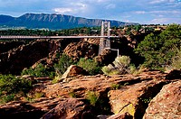 Royal Gorge Bridge Canon City Colorado USA