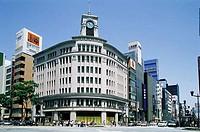 Wako Department Store Tokyo Japan