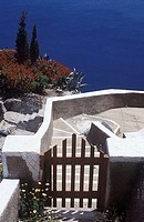 Santorini Cyclades Islands Greece