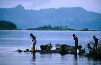 Lake Bayano. Kuna Yala. San Blas region, Panama
