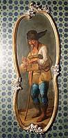 fine arts, Brugger, Andreas, (1737 - 1812), painting, ´Quacksalber´, (´quack doctor´), circa 1770, new palace, Tettnang, Baden-Wuerttemberg, people, p...