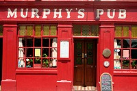 Murphy's pub. County Kerry, Ireland