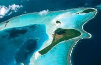 Tetiaroa. Polynesia.