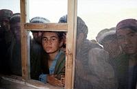afghanistan, mujahideen, refugees´camp