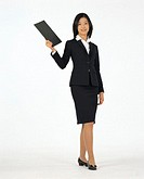 business concepts images of business woman and business man