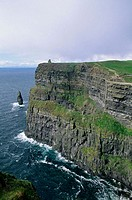 Moher cliffs. Co. Clare. Ireland